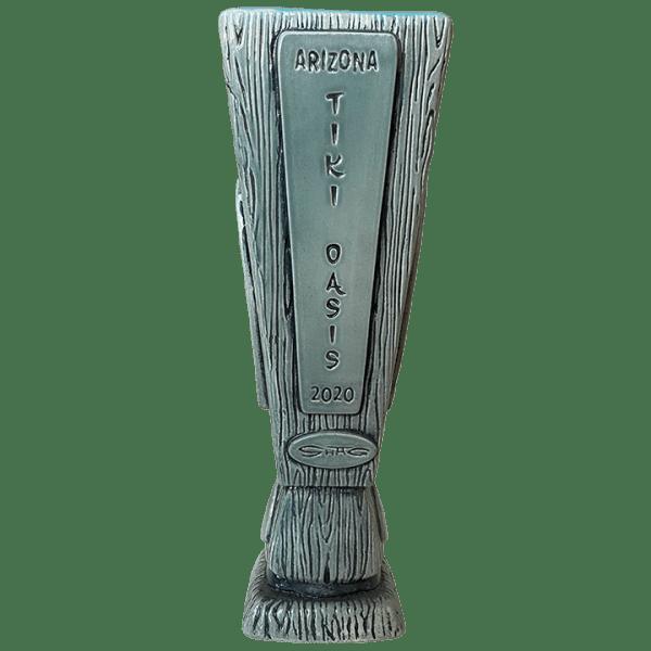 Back - Tiki Oasis Arizona 2020 Mug - SHAG - Blue Edition
