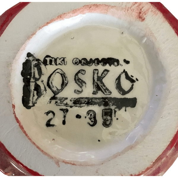 Bottom - Tale - Bosko - 1st Edition