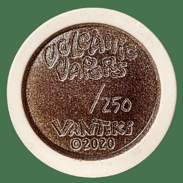 Bottom - Volcanic Vapors - VanTiki - Sulfuric Green Edition
