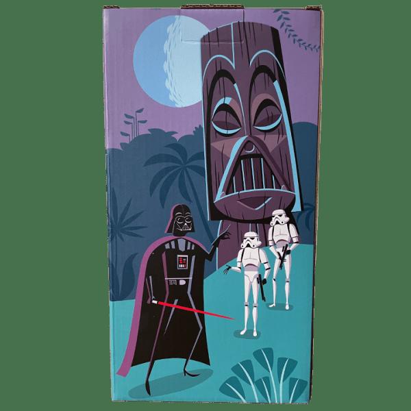 Box Back - Darth Vader - SHAG x Geeki Tikis - Limited Edition