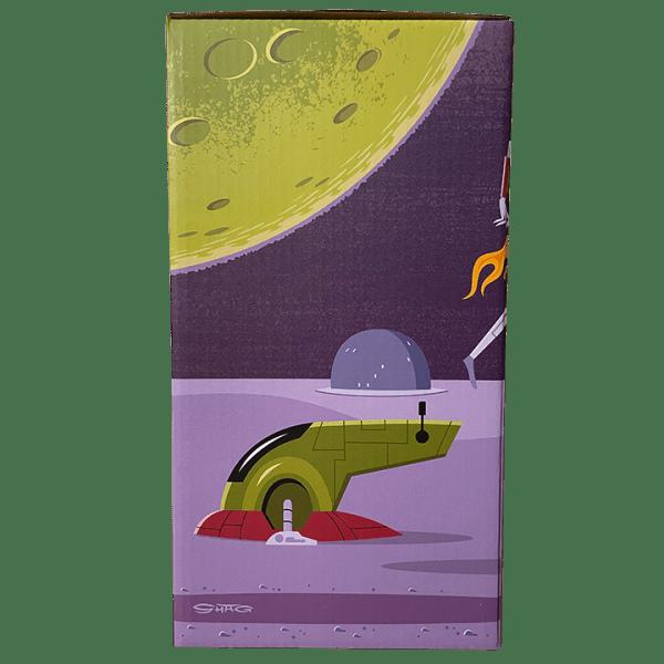Box Left Side - Boba Fett - SHAG x Geeki Tikis - Limited Edition