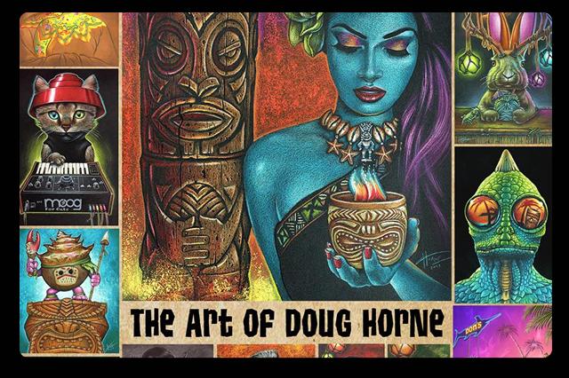 Doug Horne Logo