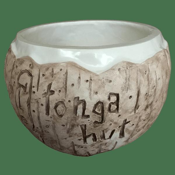 Front - Coconut Mug - Tonga Hut - 2012 Edition