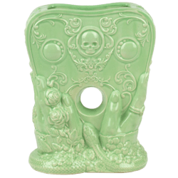 Front - Death's Whisper Designer Series Tiki Mug - Mondo - Seance by the Sea Variant
