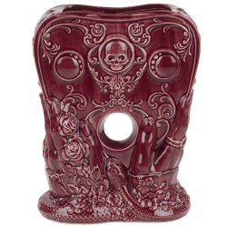 Front - Death's Whisper Designer Series Tiki Mug - Mondo - The Mauve Traveler Variant