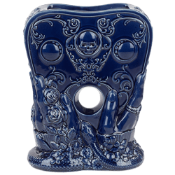 Front - Death's Whisper Designer Series Tiki Mug - Mondo - Voices at Midnight Variant