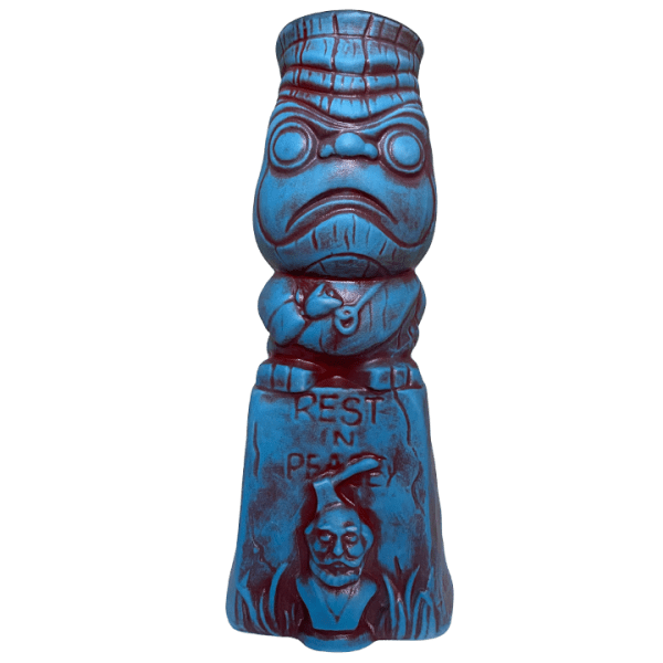 Front - Haunted Spirits Tombstone - Lost Temple Traders - Ghost Edition