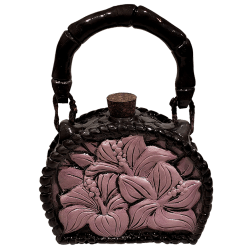 Front - Hibiscus Purse - Taboo Relics - #13 Haunted Edition