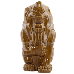 Front - Scar (The Lion King) Tiki Mug - Mondo - Pride Lands Variant