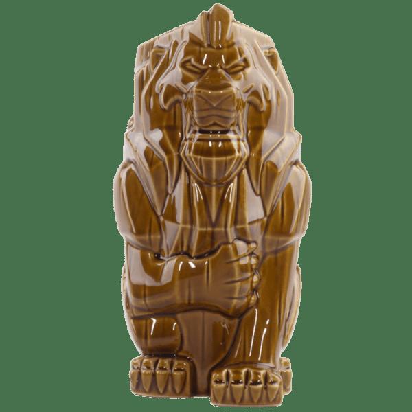 Front - Scar (The Lion King) Tiki Mug - Mondo - Pride Lands Variant