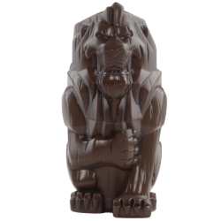 Front - Scar (The Lion King) Tiki Mug - Mondo - Standard Variant