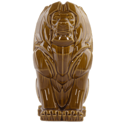 Front - Simba (The Lion King) Tiki Mug - Mondo - Pride Lands Variant