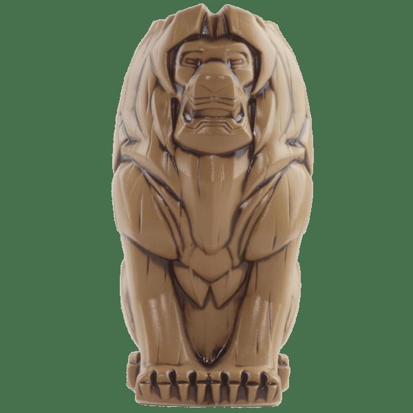 Front - Simba (The Lion King) Tiki Mug - Mondo - Standard Variant