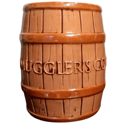 Front - Smuggler's Cove Barrel – Smuggler's Cove – 1st Edition