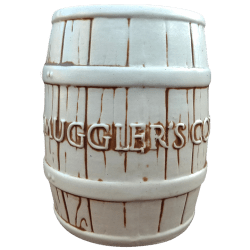 Front - Smuggler's Cove Barrel – Smuggler's Cove – White Edition