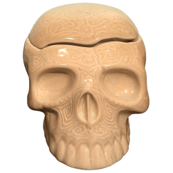 Front - Squid's Skull - Tiki Farm - 1st Edition
