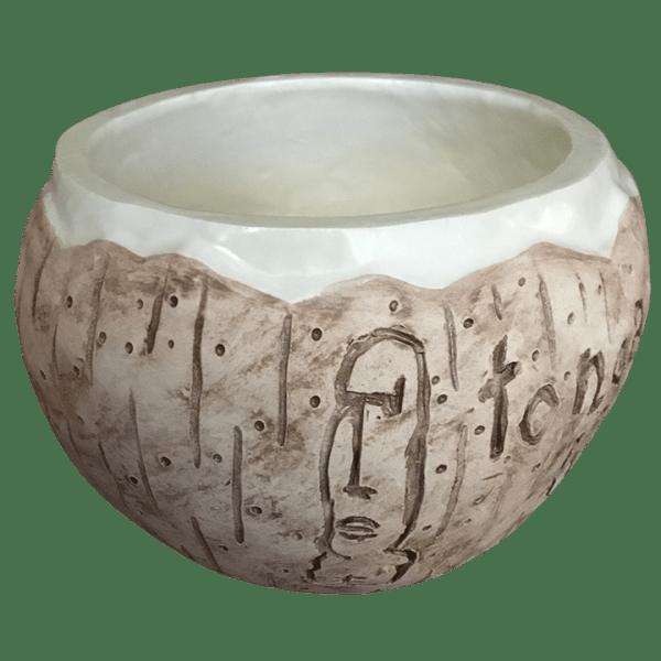 Side - Coconut Mug - Tonga Hut - 2012 Edition