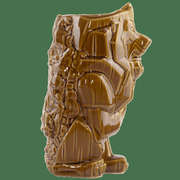 Side - Scar (The Lion King) Tiki Mug - Mondo - Pride Lands Variant