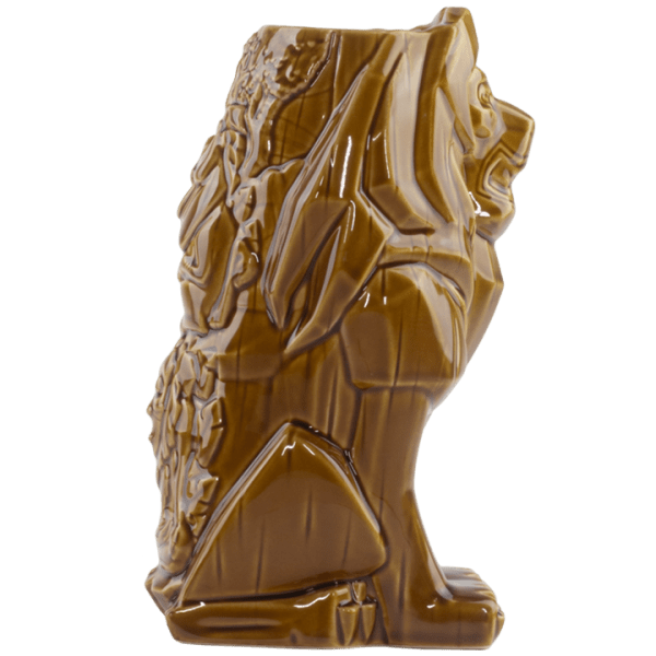 Side - Simba (The Lion King) Tiki Mug - Mondo - Pride Lands Variant