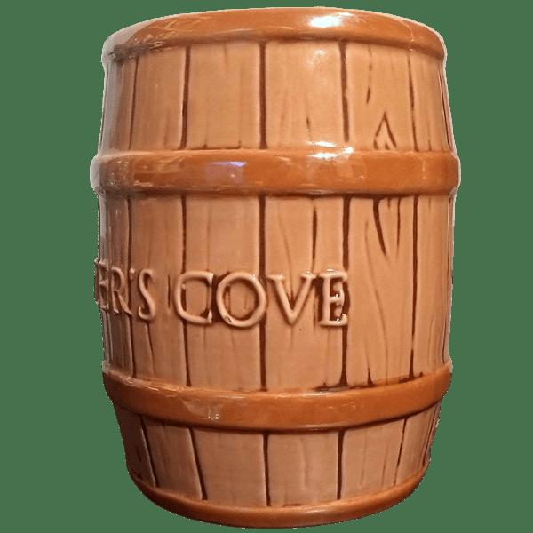 Side - Smuggler's Cove Barrel – Smuggler's Cove – 1st Edition