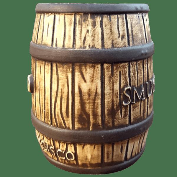 Side - Smuggler's Cove Barrel – Smuggler's Cove – 2014 Edition