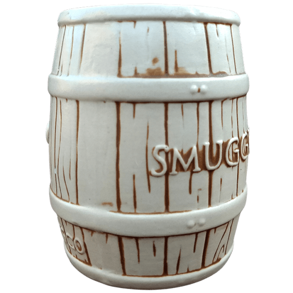 Side - Smuggler's Cove Barrel – Smuggler's Cove – White Edition