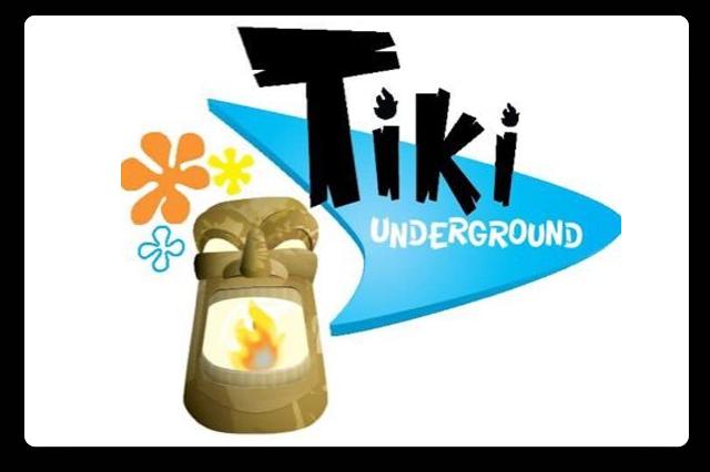 Tiki Underground Logo