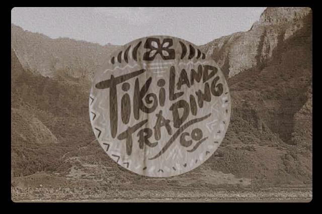 Tikiland Trading Co Logo