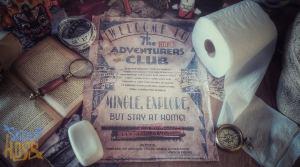 Adventure Club Reprint