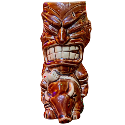 Front - Bull Mug (2014 Mug) - Texas Tiki Week - Limited Edition