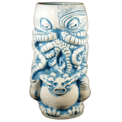 Front - Cthulhu - Horror in Clay - Hyperborean Blue Edition