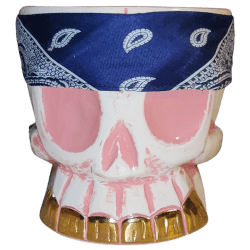 Front - Cyco Skull - Jerk Kustoms - 2nd Edition