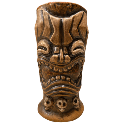 Front - Kihei Mini Mug Shot - TikiRob - TikiPop Collaboration Edition