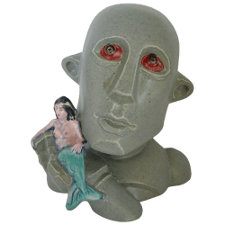 Front - News of the World Robot - Circa Caliente (Tiki Caliente 11.5) - Limited Edition