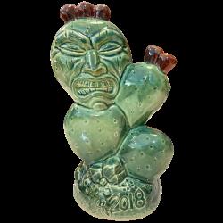 Front - Prickly Pear Cactus (2018 Mug) - Texas Tiki Week - Limited Edition