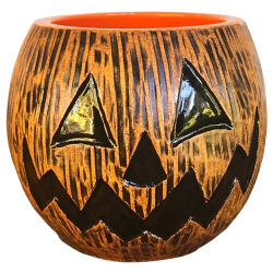 Front - Pumpkin-o-Nut - TikiRob - One of a Kind Edition