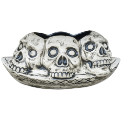 Front - Skull Canoe – Trader Brandon – Bone Variant