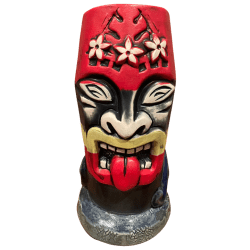 Front - Southernmost Tiki House Mug - Tiki House Key West - Limited Edition
