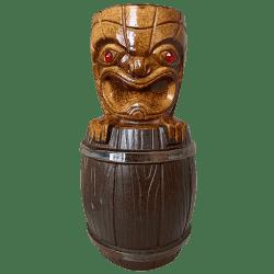 Front - Stowaway Tiki Mug - Stowaway Tiki Bar - Limited Edition