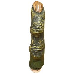 Front - Zombie Finger Flask - Tiki Diablo - Monster Edition