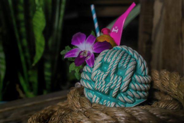 Hidden Harbor Tiki Mug by VanTiki
