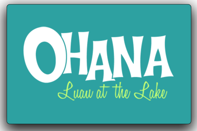 Luau at the Lake Logo