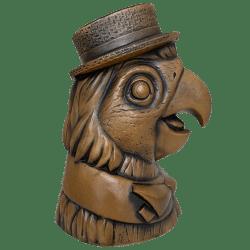 Side - Barker Bird - Trader Nic's - Limited Edition