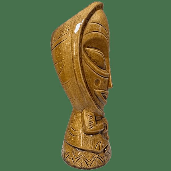 Side - Head Salesman Artist Series Tiki Tum - Lost Temple Traders - Limited Edition