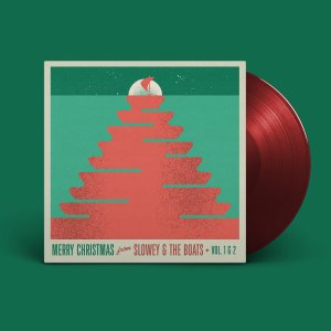 Slowey and the Boats Merry Christmas LP