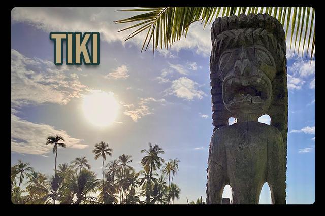 Tiki Mug Category
