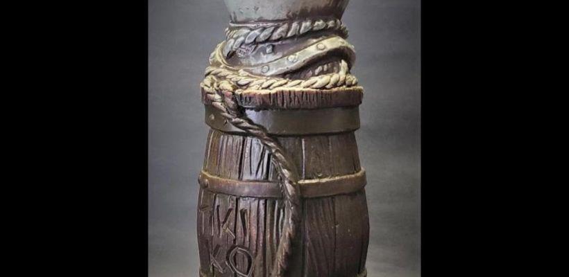Tiki-Ko Diving Helmet Mug