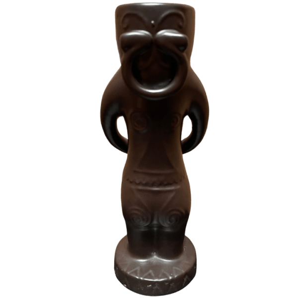 Back - Fertility Goddess - Ren Clark's Polynesian Village - Open Edition