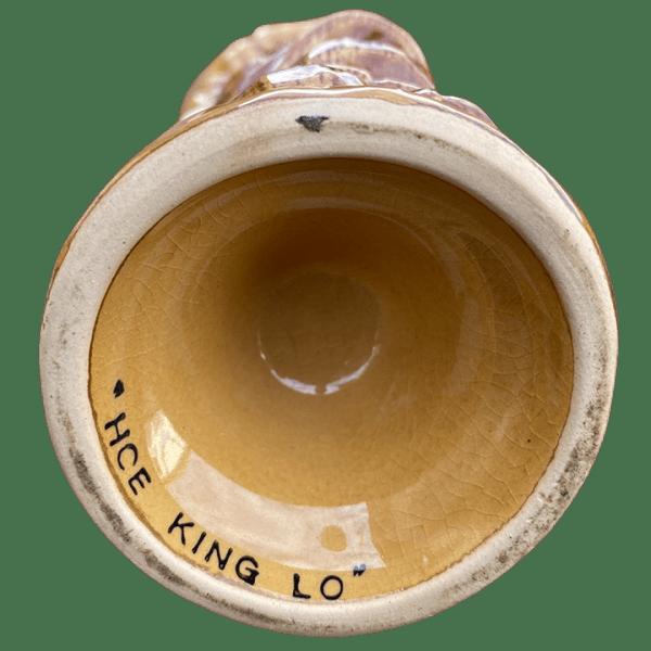 Bottom - Bumatay Tiki Mug - Hoe King Lo - 1st Edition