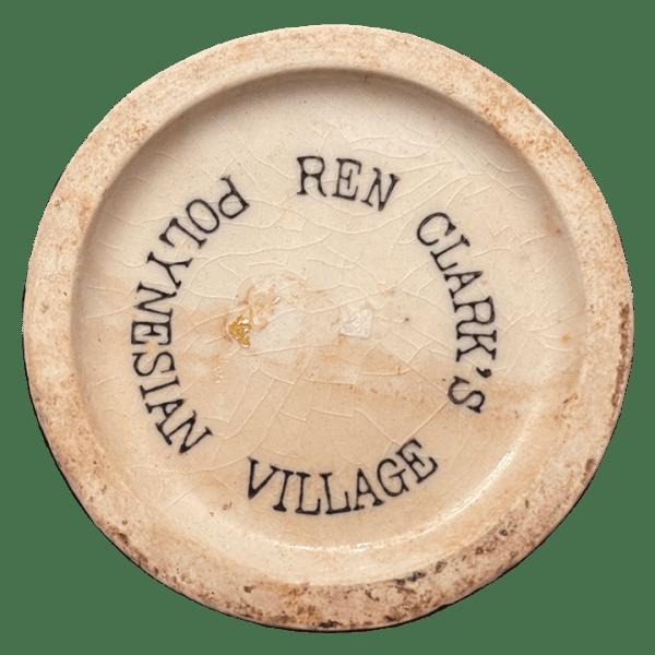 Bottom - Fertility Goddess - Ren Clark's Polynesian Village - Open Edition